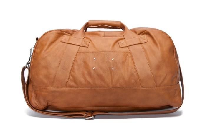Maison Martin Margiela Leather Duffle Bag