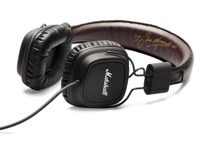 "Marshall ""The Major"" Headphones"