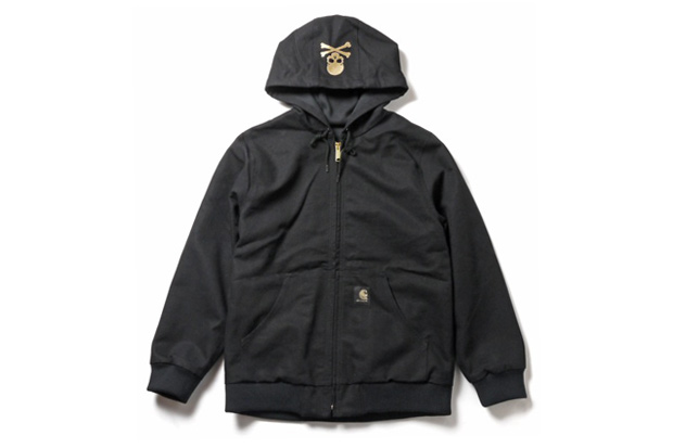 mastermind JAPAN x Carhartt Collection