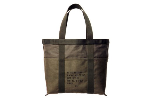 MEN'S NON-NO x N. Hoolywood Mil-Spec Totebag