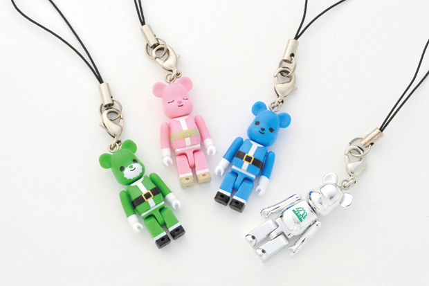 Merry Green Christmas - Christmas Charity Campaign BEARBRICKS