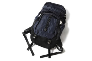 Monkey Time x MASTERPIECE Combi Backpack