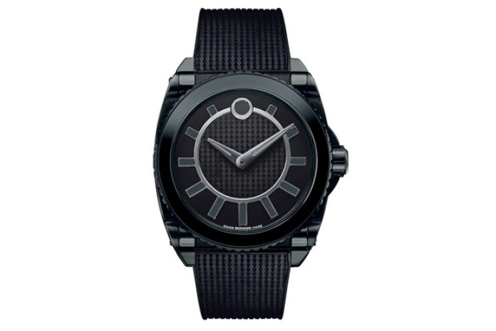 Movado Master PVD Watch