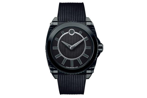 Movado Master PVD Watch