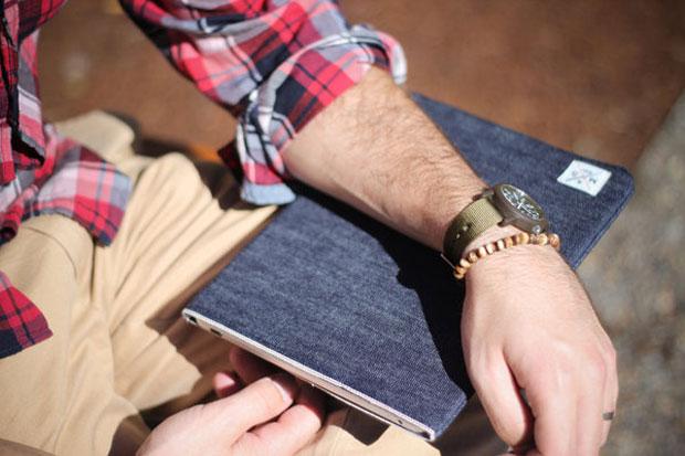 MS&Co. Selvedge Denim iPad & iPhone Sleeves