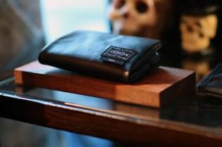 MUG x Porter Leather Wallet