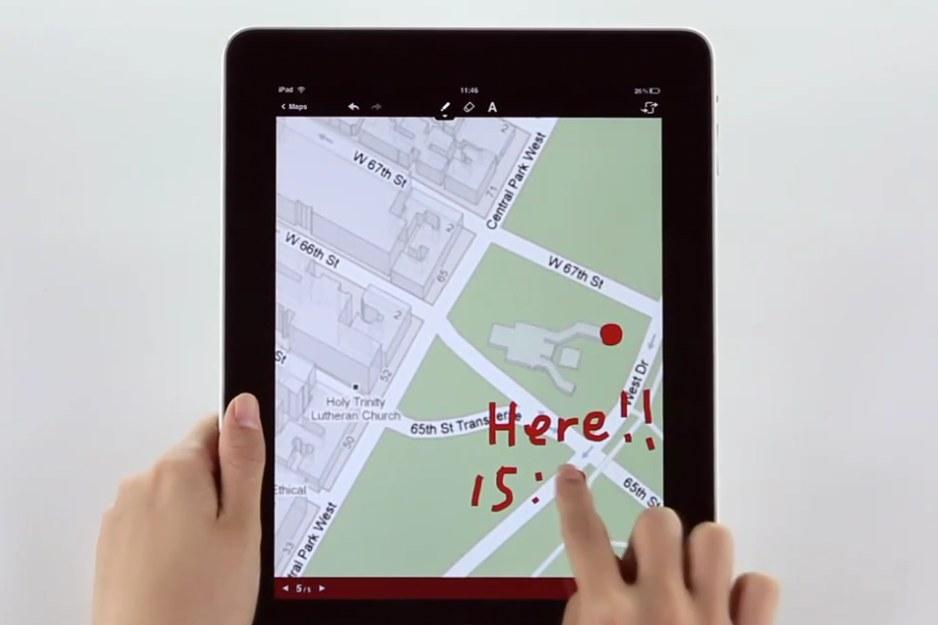 MUJI iPad App