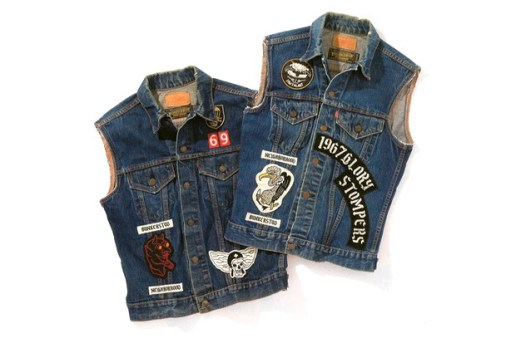 NEIGHBORHOOD x BUNKERSTUD Denim Vests