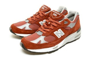 """New Balance M991 """"Made in UK"""""""