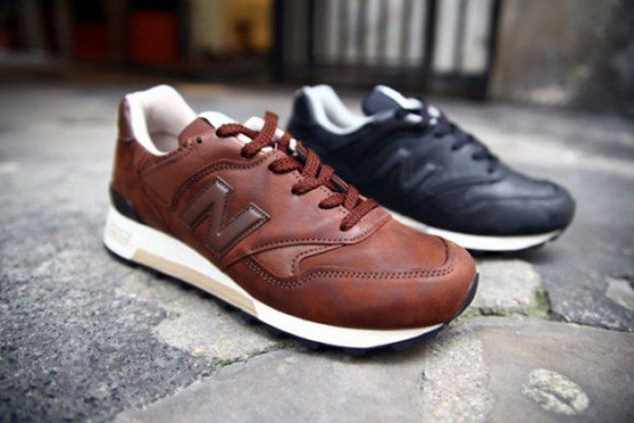 New Balance 577 Leather