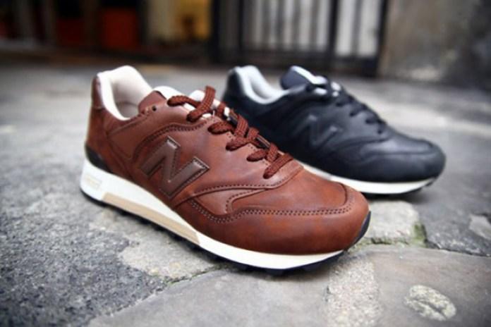 New Balance 577 Leather