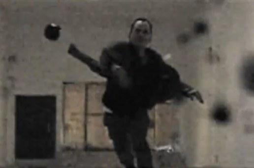 "Niels Shoe Meulman ""Calligraffiti Throw Ups"" Behind the Scenes Video"