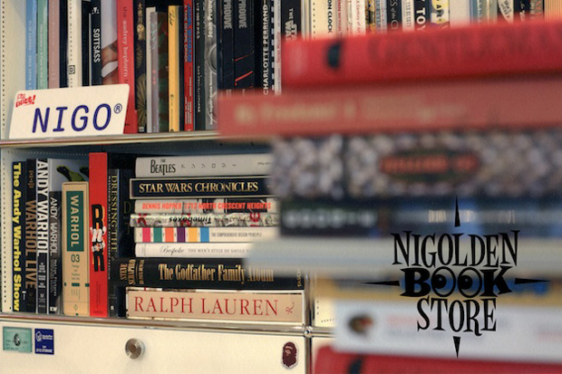 NIGO®'s NIGOLDEN Book Store