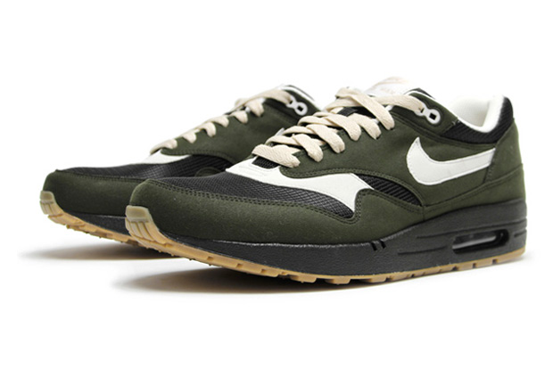 Nike Air Max 1 Dark Army/Sail