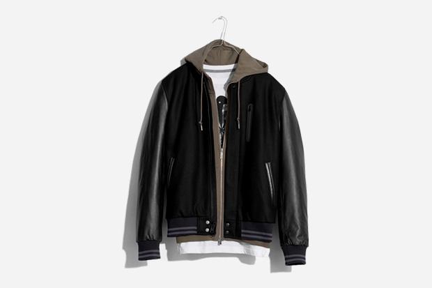 Nike Sportswear Destroyer Letterman Jacket