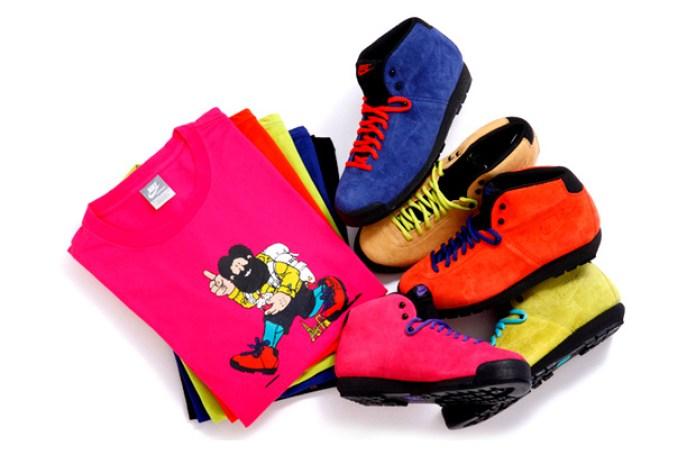 "Nike ""Harajuku 1st Anniversary"" Air Magma ND Pack"