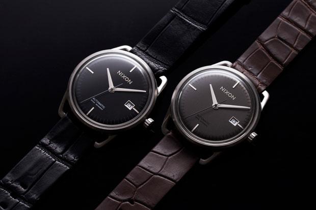 "Bergdorf Goodman x Nixon ""Mellor"" Watch Set"