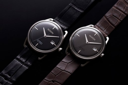 "Bergdorf Goodman x Nixon ""Mellor"" Watch Set"
