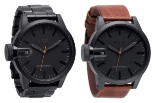 Nixon x Barneys 2010 Holiday Collection