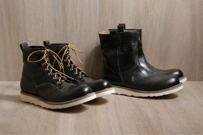 nonnative Buffalo Leather Hunter Pecos Boots