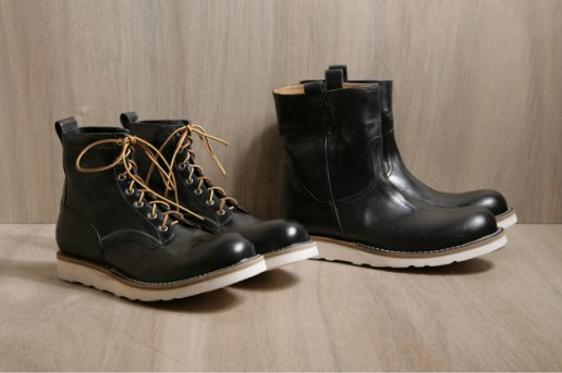 nonnative Buffalo Leather Hunter Pecos Boots