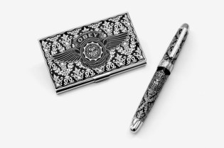 OBEY Limited Edition Card Case & Pen