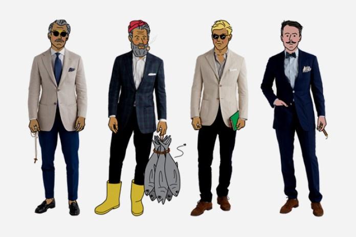Patrick Johnson – Bespoke Tailoring