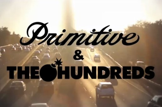 Primitive x The Hundreds Teaser Video