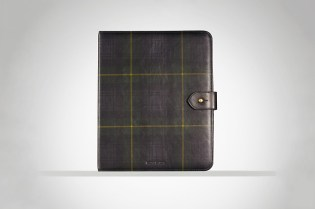 Ralph Lauren 2010 Fall/Winter Tartan Leather iPad Case