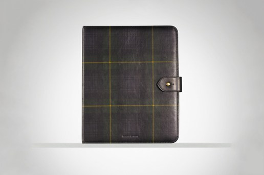 Ralph Lauren 2010 Fall/Winter Tartan Leather iPad Case