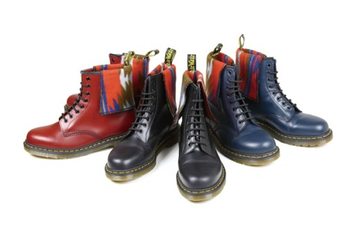 rehacer x Dr. Martens 8 Hole Boots