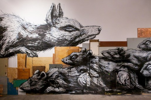 "ROA ""Special Event"" @ New Puppy Gallery"