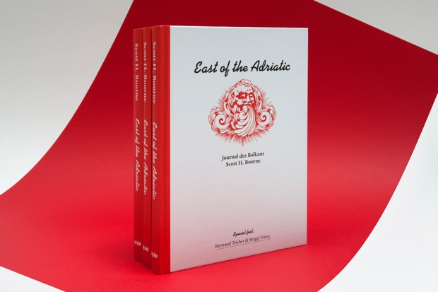 "Scott Bourne ""East of the Adriatic"" Book"