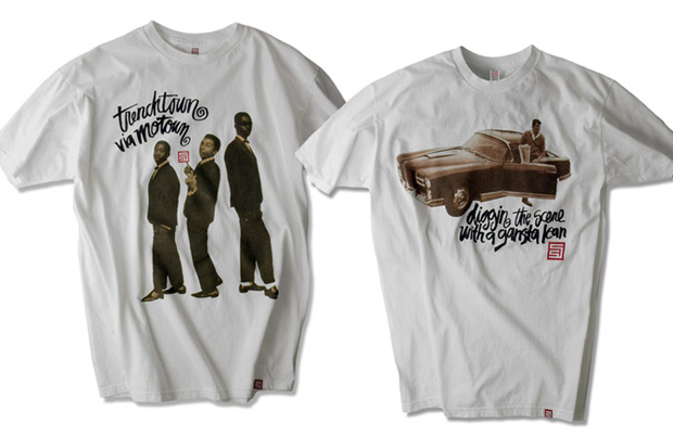 S/DOUBLE 2010 Fall/Winter T-shirt Collection