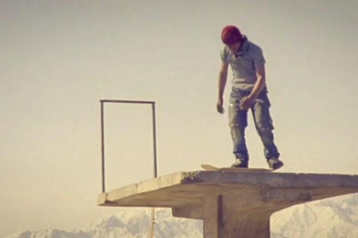 SKATEISTAN: TO LIVE AND SKATE KABUL