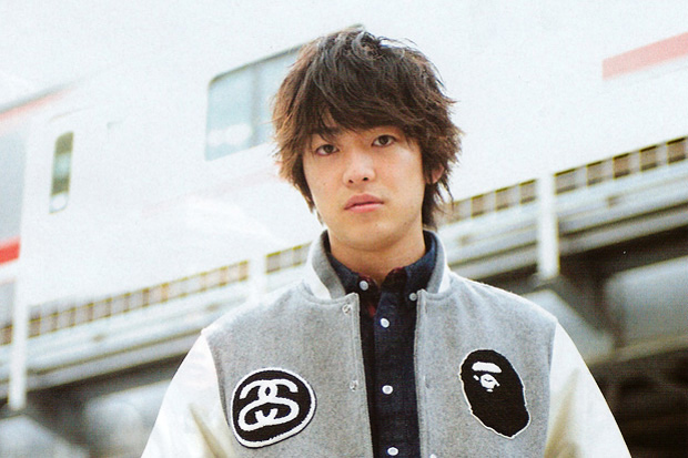 smart Magazine: A BATHING APE x Stussy 2010 Holiday Lookbook