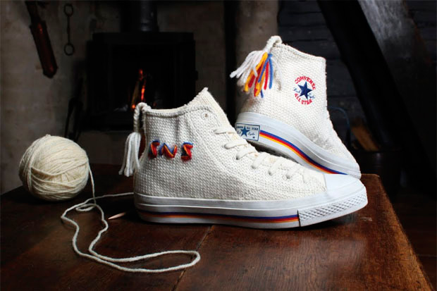 "Sneakersnstuff x Converse ""Lovikka"" Chuck Taylor All Star"