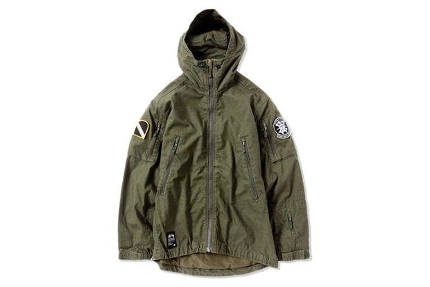 Stussy Comanche Ripstop Jacket