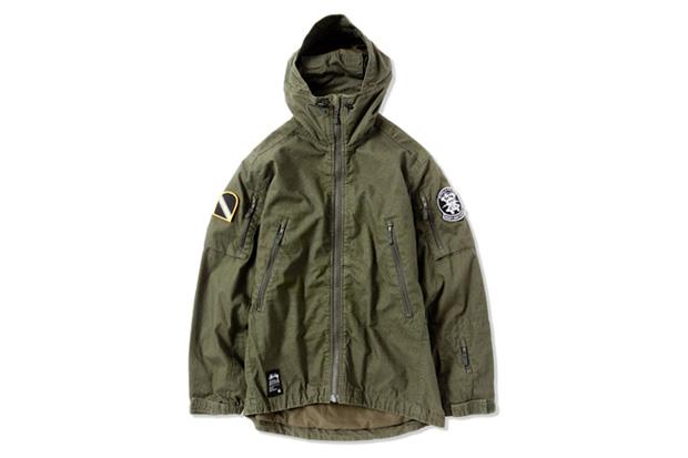 Stussy Comanche Ripstop Jacket