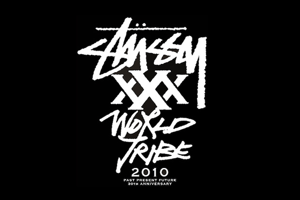 Stussy XXX Anniversary Party