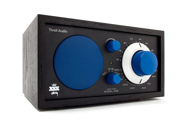Stussy XXX x Tivoli Audio Model One Table Radio