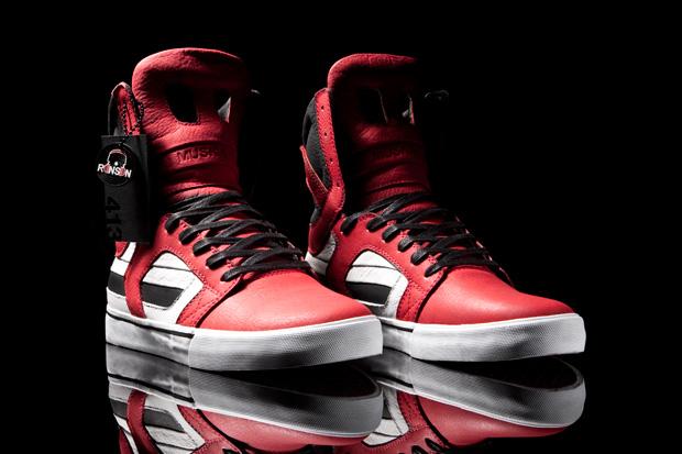 Supra Skytop 2 Red