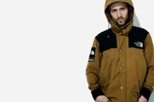 Supreme x THE NORTH FACE 2010 Fall/Winter Collection