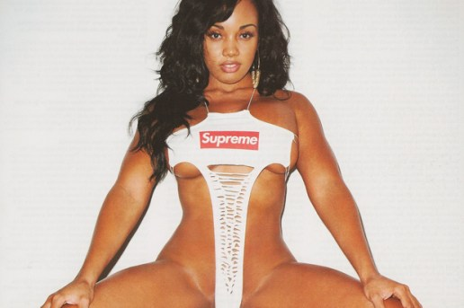 Supreme x Vanessa Veasley by Terry Richardson (NSFW)