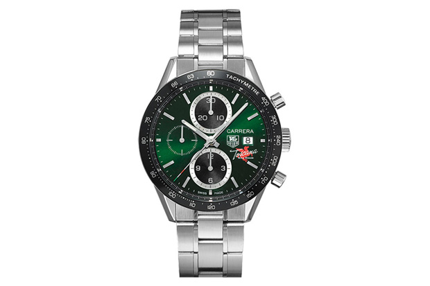 "TAG Heuer Japan ""Tuscan Hill Road"" Watch"