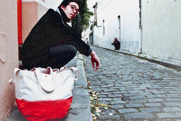 "Teddyfish ""Le Ballon Rouge"" Tote Bag"
