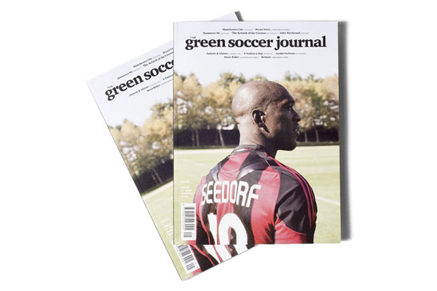 The Green Soccer Journal Winter 2010 Issue