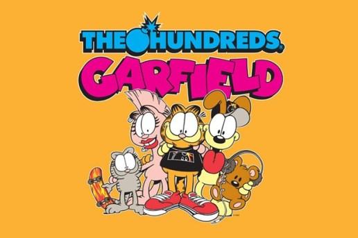 The Hundreds x Garfield Art Show