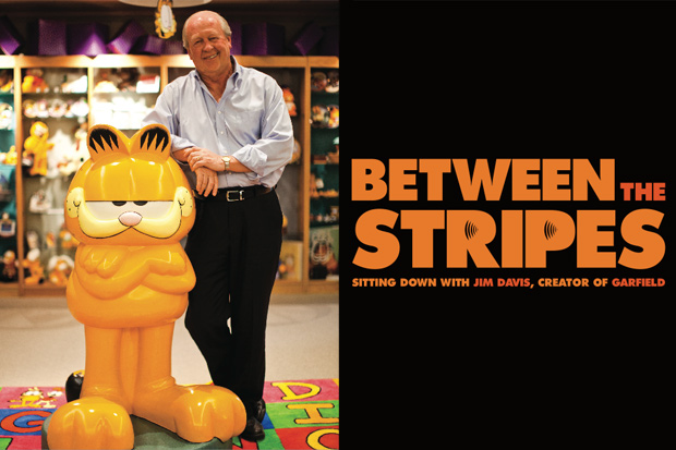 "The Hundreds x Garfield Collection: ""Between the Stripes"" Interview with Jim Davis"