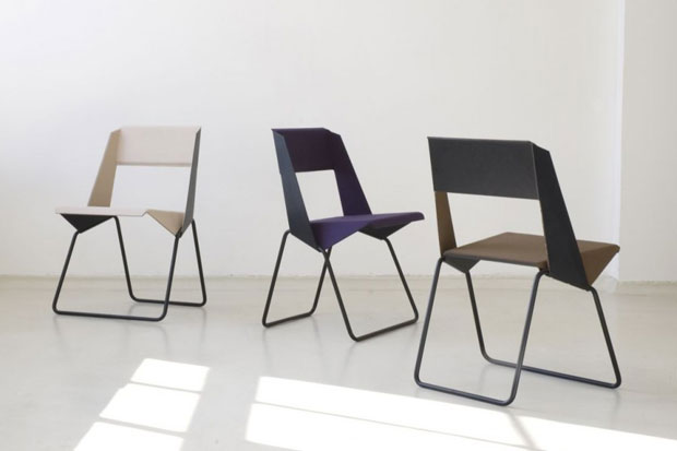 The LUC Chair by Bottcher+Henssler